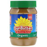 SunButter, Органическое масло из семян подсолнечника 16 унции (454 г)