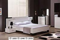 Комплект мебели для спальни Гармония Кровать без матраса Гармония