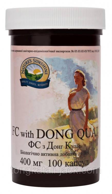 Еф Сі з Донг Ква (FC with Dong Quai)