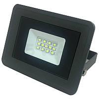 Светодиодный прожектор 10w SMD slim 6500K