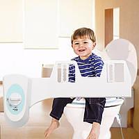 Свежая теплая холодная вода Неэлектрический биде Туалетное сиденье Оборудование Опрыскиватель Насадка