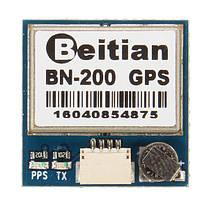 BN-200 Малый размер M8030 Набор микросхем GPS-модуля Антенна GPS ГЛОНАСС Двойной модуль GNSS 1TopShop, фото 2