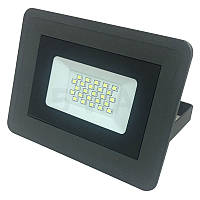 Светодиодный прожектор 20w SMD slim 6500K