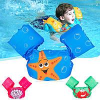 ДетиPuddleJumperОсновнойжилетЖилет Жилет Плавающие тренеры Плавание Кольцо для Водных видов спорта