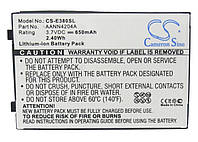 Аккумулятор для Motorola C260 650 mAh, фото 1