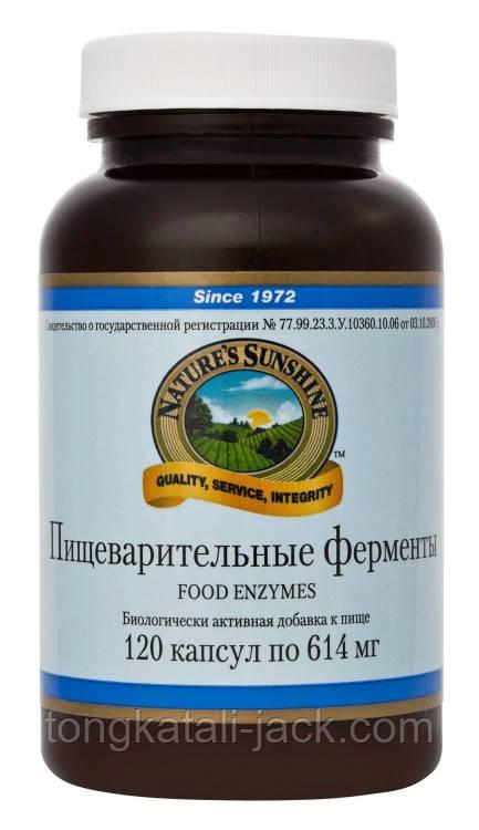 Пищеварительные ферменты (Food Enzymes)