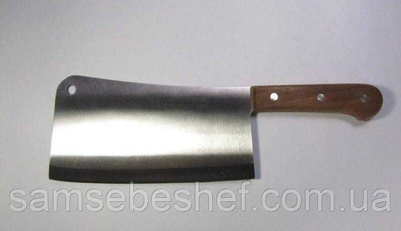 Топорик кухонный для мяса GA Dynasty, 14.5 см, ручка деревянная, 11001
