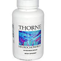 Витамины для мозга, Neurochondria, Thorne Research, 90 капсул