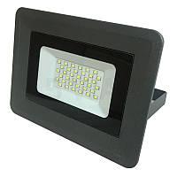 Светодиодный прожектор 30w SMD slim 6500K