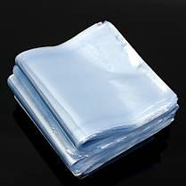 500Pcs Термоусадочная термоусадочная пленка Сумки Пленка прозрачная плоская поли хранения Сумка Мыло Свечи Упаковка 15 × 27 см, фото 2
