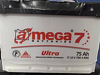 Акумуляторна батарея Amega Ultra 75
