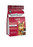 Arden Grange (Арден Грендж) Adult Cat Chicken Potato Беззерновой корм для взрослых кошек курица с картофелем 4 кг