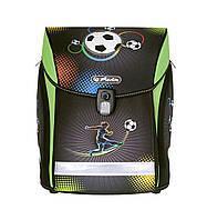 Ранец ортопедический Herlitz NEW Midi Soccer Футбол, фото 1