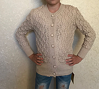 В'язана кофта на дівчинку, фото 1