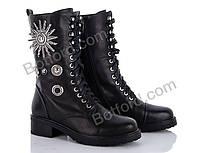 Полусапоги Allshoes 130572 черный
