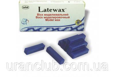 Воск моделировочный Latewax (Латевакс) синий