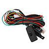 Пара55WБелыйАвтоПротивотуманныефары Гриль Набор с Провод Жгут проводов для Volkswagen Golf 5 MK5 2005-2009 1TopShop, фото 6