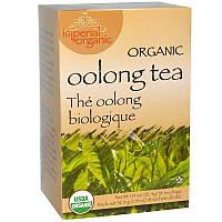 Uncle Lee's Tea, Императорский органический чай оолонг, 18 чайных пакетиков, 1,14 унции (32,4 г)