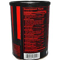 Жиросжигатель для спортсменов, (Animal Cuts, Ripped & Peeled), Universal Nutrition, 42 пакета