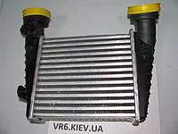 Радиатор воздуха, интеркулер Skoda Superb1.8T 02-08