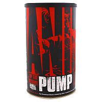Предтренировочная формула, (Animal Pump, The Preworkout), Universal Nutrition, 30 пакетов