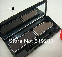 Тени для бровей - MAC Brow Shader c зеркалом и кистью для бровей