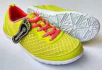 Женские летние кроссовки Restime 36,40 размеры, желтые, сетка., фото 1
