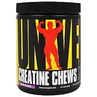 Креатин жевательный, виноград, (Creatine Chews), Universal Nutrition, 144 таблетки