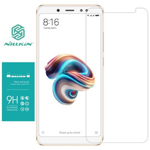 Защитное стекло Nillkin Amazing Nanometer Anti-Explosion для Xiaomi Redmi Note 5