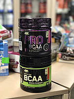 ON BCAA 5000 со вкусом Optimum Nutrition