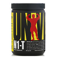 Формула дополнения для спортсменов, (N1-T, Natural Testosterone), Universal Nutrition, 90 капсул, фото 1