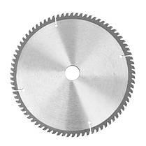 250 мм 80T Высокоскоростная стальная лента с круглым пильным диском TCT 30 мм для 255 мм пил 1TopShop, фото 2