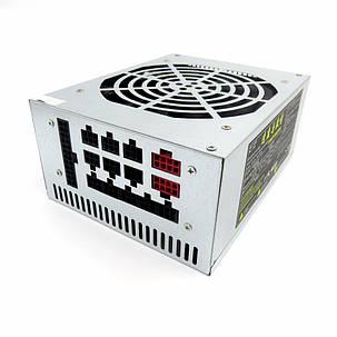 1800 Вт ATX PSU Switching Модульный источник питания для Eth Rig Ethereum BTC Miner 1TopShop, фото 2