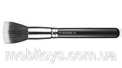 Кисть для макияжа MAC 187 для тона для румян для растушевки