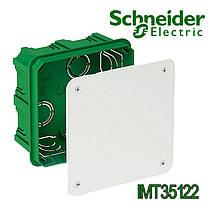 Коробка распределительная Schneider Electric для сплошных стен 100 x 100x50 мм (72шт.в уп.)