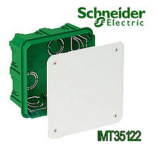 Коробка розподільна Schneider Electric для суцільних стін 100 x 100x50 мм (72шт.в уп.)