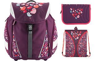 Набор школьный Kite(Рюкзак+сумка+пенал) K18-577S-1