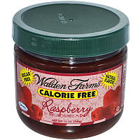 Walden Farms, Фруктовая паста со вкусом малины, 12 унций (340 г)