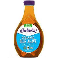 Светлый нектар голубой Агавы, Wholesome Sweeteners, Inc, 1,25 кг.