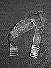 Бретели широкие силиконовые для бюстгальтера
