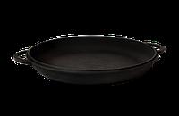 "Крышка-сковорода  чугунная ""Ситон"" Ø 450 мм (вес - 5.5 кг )"