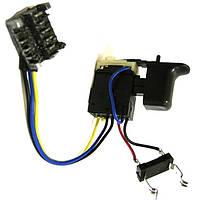 Кнопка-выключатель тст-н для аккумуляторного шуруповёрта Stern, Craft, Югра
