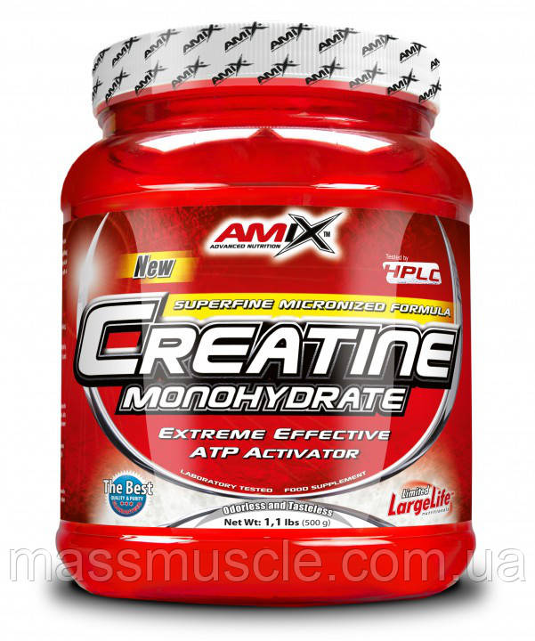 Креатин Amix Nutrition Creatine monohydrate 500 g
