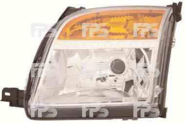 электрокорректор левой фары ford fusion