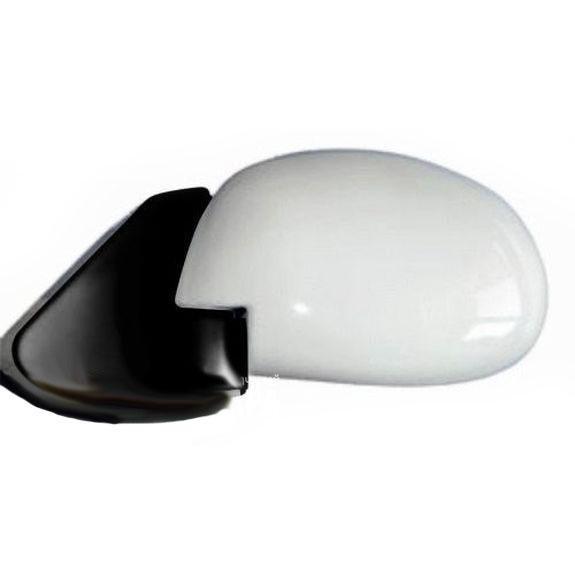 Зеркало боковое ЗБ 3252B WHITE белое на шарнире