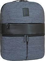 Украина Рюкзак для ноутбука Bagland Square 13 л. Чёрный (00910774), фото 1