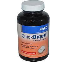 Zand, Быстрое пищеварение с цитрусовым ароматом, 90 жевательных таблеток