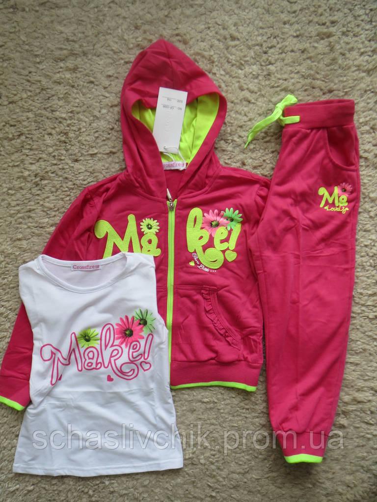 Очень красивый спортивный костюм для девочек с Венгрии , Crossfire, 98-128