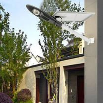 5W Солнечная Мощность с подсветкой Датчик LED Street Light Лампа с полюсом Водонепроницаемы для На открытом воздухе Road - 1TopShop, фото 2