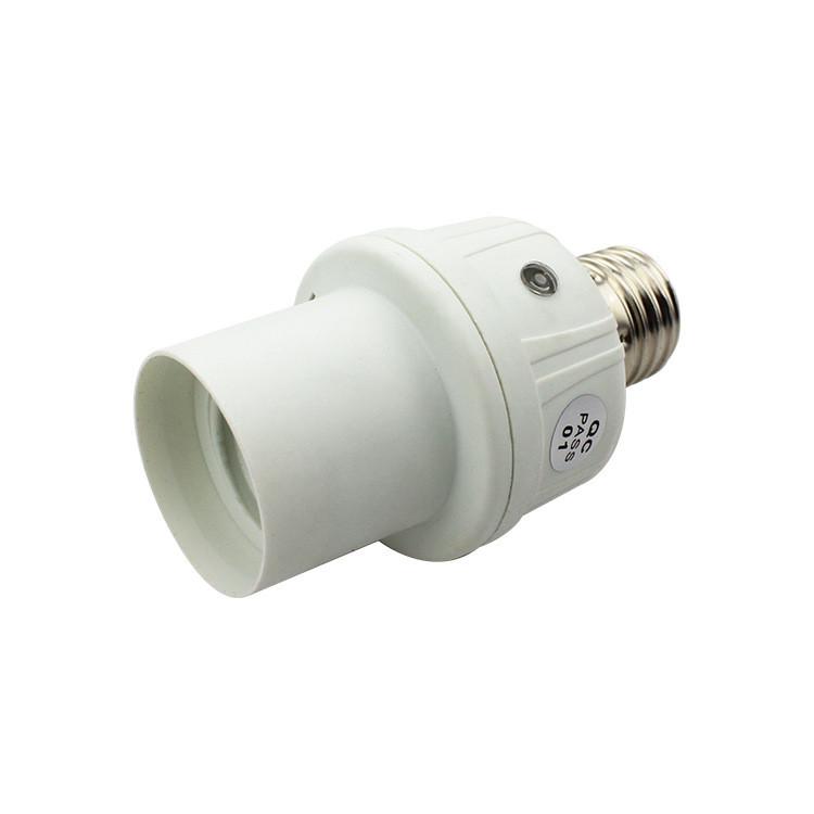 AC180-250V Light & Sound Control Motion Датчик Разъем E27 Базовый адаптер для лампы 1TopShop